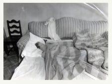 1940's  NYPD Crime Victim Original Vintage Photograph