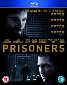 Prisoners [Blu-ray] [DVD][Region 2]