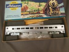 HO SCALE ATHEARN UNDECORATED RDC-1 POWERED LOCOMOTIVE