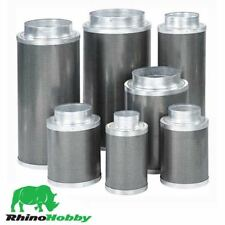 RHINO HOBBY CARBON FILTER 100% Virgin Australian Tiwest Carbon Hydro Hydroponic