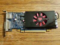 AMD 1GB Radeon ATI-102-C33402B 109-C3345700 HD7570 DVI Low Profile Graphic Card