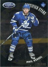 12/13 CERTIFIED STARS #S17 PHIL KESSEL 663/999 MAPLE LEAFS *47413