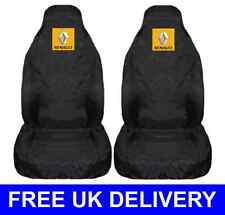 RENAULT CAR SEAT COVERS PROTECTORS WATERPROOF - Clio Scenic Megane Espace Laguna