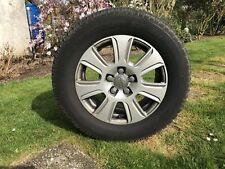 4 Winterräder Winterreifen 215/65 R16 98H Audi Q3 Dunlop