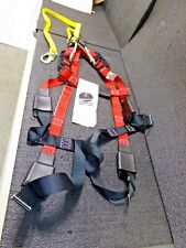 DENNINGTON SAFETY HARNESS U110M-ELSV LINESMAN/ELECTRICIANS HARNESS(DC)
