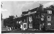 Bear Hotel Pub Esher unused RP old pc Charles Skilton