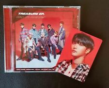ATEEZ TREASURE EP. Map To Answer SEONGHWA CD + photo card photocard official