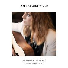Best Of Amy Macdonald - Woman Of The World - New CD Album - PreOrder 23/11/2018