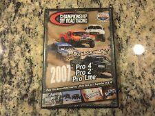 CHAMPIONSHIP OFF ROAD RACING 2007 AT THE QUARRY PRO 4 PRO 2 & LITE RARE HTF DVD