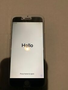 Preowned- Apple iPhone 6 - White/Gold - 128GB (AT&T)
