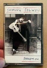 Cassette Single Shawn Colvin. 'Steady On' 1990. Vintage