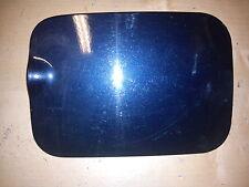 Bmw E36 série 3 authentique saloon/estate fuel flap en bleu foncé (orientblau metalic)