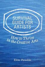 art, artist book, business for artists, guide for creative people, art resource