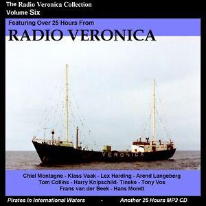 Pirate Radio Veronica Volume Six Listen In your Car