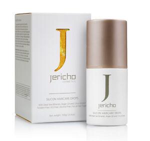 Jericho Dead Sea Minerals Silicone Haircare Drops 100g 3.4oz