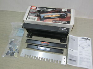 PORTER-CABLE 4112 12-inch Dovetail Machine - new
