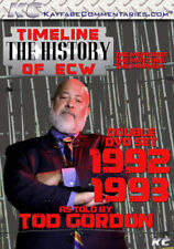 Official Timeline : The History of ECW 1992 & 1993 : Tod Gordon Interview DVD