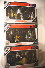 Star Wars 24 Keychain set in 3 steelcase collector carrying cases NEW 2008 Leia
