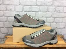 HI-TEC LADIES UK 6 EU 39 LIBERO II WATERPROOF MULTISPORT GREY PINK SHOES RRP £60