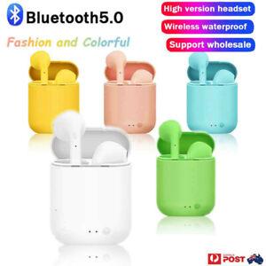 Mini-2 TWS Wireless Earphones Bluetooth 5.0 Headphones Sports Earbuds Headset