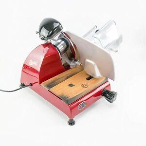 Berkel Schneidemaschine Red Line 220+Brett,Aufschnittmaschine mit Schleifapparat