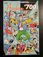 "ARCHIE #700b ""Archie Forever"" (2019 ARCHIE Comics) ~ VF/NM Book"