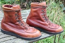 VINTAGE DANNER # 6952 GORE TEX LEATHER HUNTING BOOTS 13 B