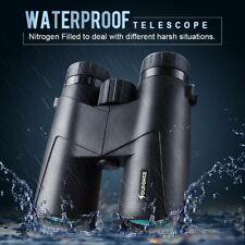 10x42 Waterproof BAK4 Binoculars Nitrogen Filled telescope Roof Prism FMC Lens