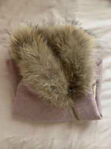 Holland Cooper Women's Faux Fur Neck Cape - One Size