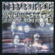"Deep Purple – In Concert '72 on Purple Vinyl 2LP & 7"" Purple Single NEW"