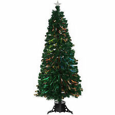 Multi-Coloured Christmas Trees