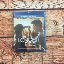 The Longest Ride Blu Ray NEW SEALED + Digital HD Download FAST FREE SHIPPING