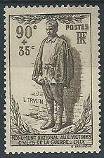 1939 FRANCIA PRO MONUMENTO VITTIME DELLA GUERRA MH * - EDF144
