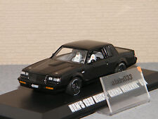 BUICK GRAND NATIONAL GNX DOM'S 1987 FAST & FURIOUS GREENLIGHT 1:43 - 86231