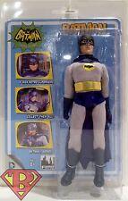 """BATMAN DC Batman Classic 1966 TV Series 8"""" Retro Clothed Figure Series 1 2014"""