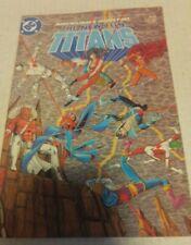 The New Teen Titans #3 November 1984 DC Comics Wolfman Perez