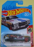 NEW SEALED Hot Wheels 1970 70 Chevrolet Chevy Chevelle SS wagon Silver 1/5