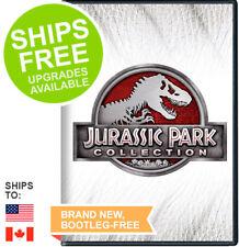 Jurassic Park Collection / Lost World / Jurassic Park 3 / Jurassic World (DVD)