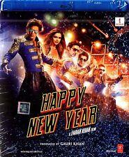 HAPPY NEW YEAR (2014) SHAHRUKH KHAN, DEEPIKA PADUKONE - BOLLYWOOD BLU-RAY