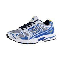 Action Activity Uomo Scarpe Sportive Sneakers Jogging Scarpe da Corsa Bianco/Blu