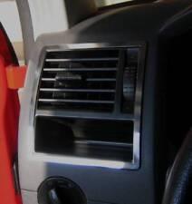 D VW T5 Chrom Rahmen für Lüftungsschacht außen Typ 1 mit Fach - Edelstahl pol