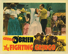 THE FIGHTING GRINGO (1939) Western Lobby Card George O'Brien and Lupita Tovar 4