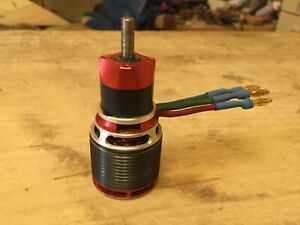 Kontronik  MiniPyro 400-13 mit Getriebe 5,2:1