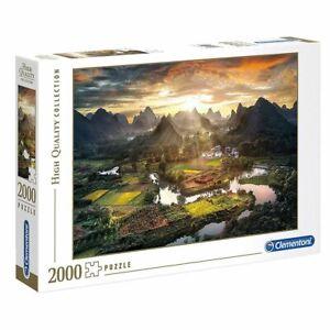 Clementoni 2000 Piece  Jigsaw Puzzle - View of China