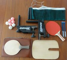 Ancien Lot Tennis de Table DONIC... Vintage Lot Table Tennis DONIC...