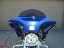 "Harley Davidson Windshield Touring 6"" Smoked 1996 to 2013"