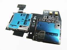 GENUINE AT&T SAMSUNG GALAXY S4 ACTIVE i537 SIM & SD CARD TRAY HOLDER SLOT READER