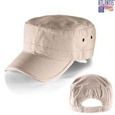Cappellino ATLANTIS hats ARMY cappello KAKI berretto SOFT AIR Vasco Rossi caps #