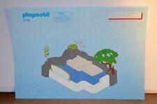 7926 playmobil bouwplan zeehondenbassin 3135