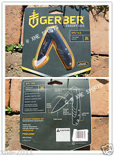 Gerber STL 2.5 Folding Knife, Camping Pig Pocket knife Tool 31-000716 Sticker